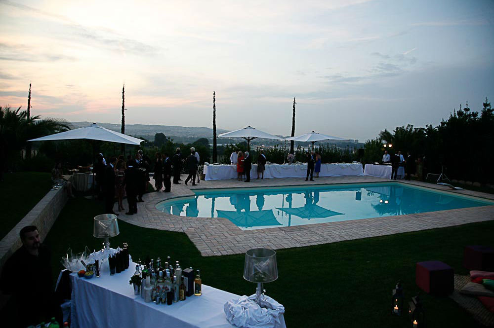 locations aperitivo bordo piscina