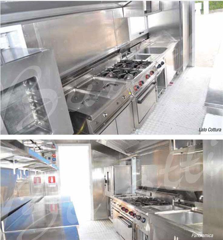 cucina 7 Buratti Catering