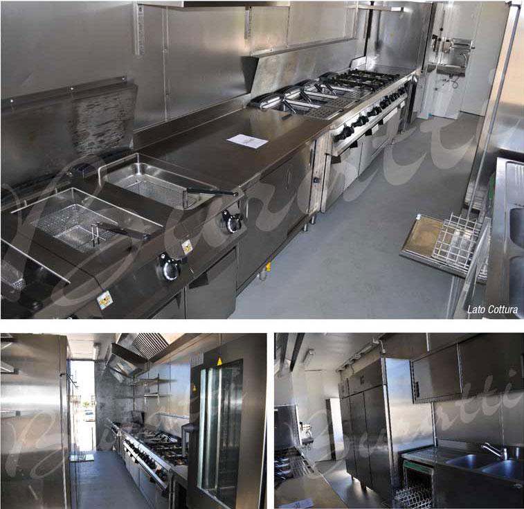 cucina 9 Buratti Catering