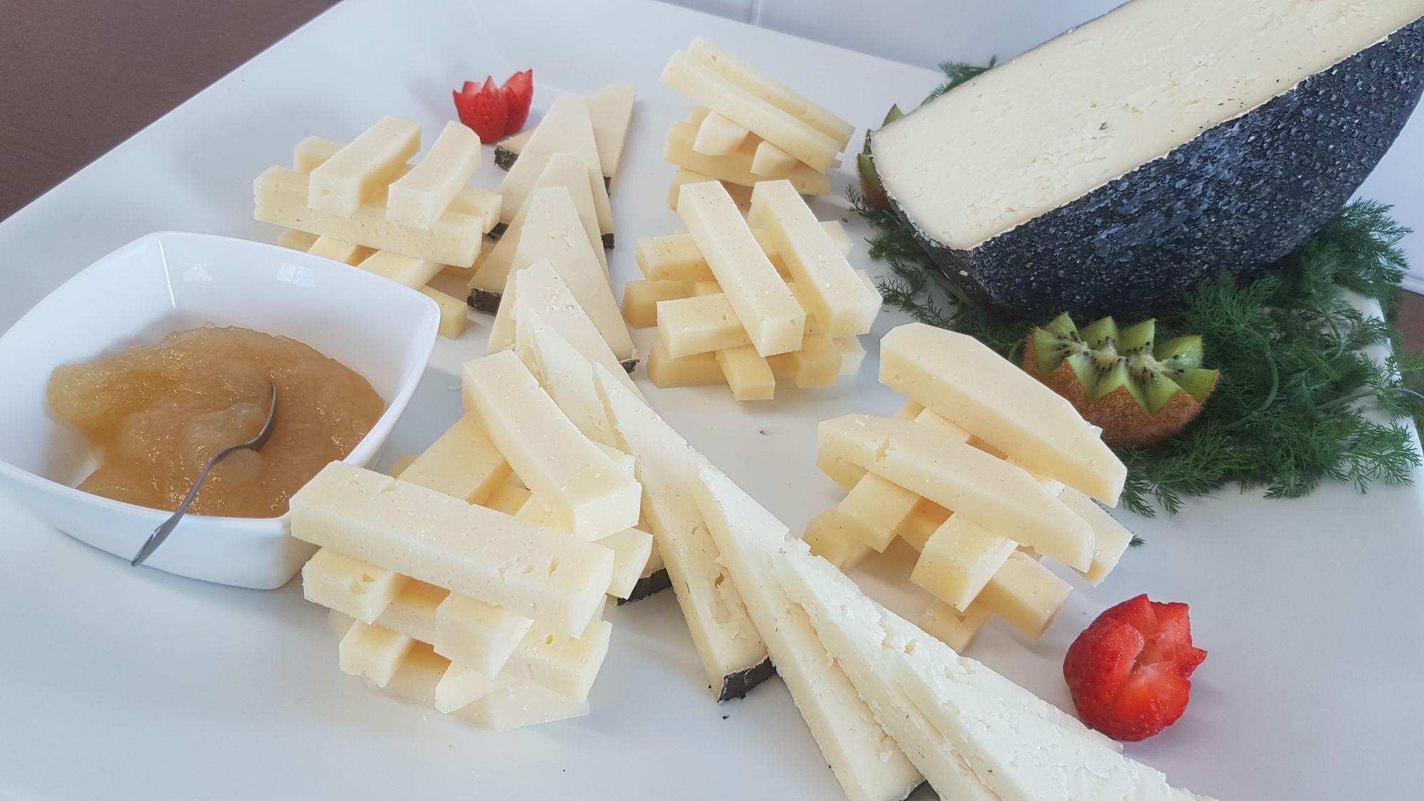 Buratti catering formaggi